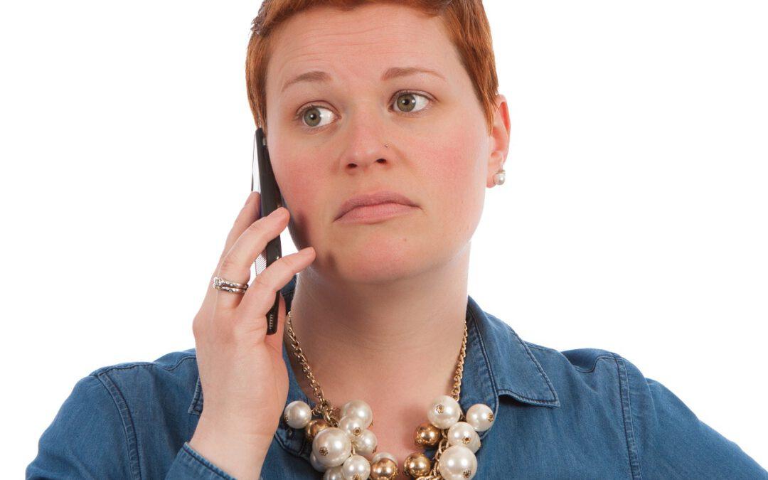 Tarvitseeko puhelimeen aina vastata?